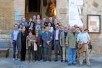 Assemblea dei Soci del 14 aprlie 2013: vistita la Museo archeologico di Colle