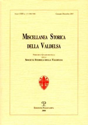 Miscellanea Storica della Valdelsa n. 306-308