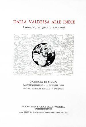 Miscellanea Storica della Valdelsa anno 1992