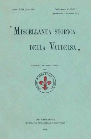 Miscellanea Storica della Valdelsa n. 62-63