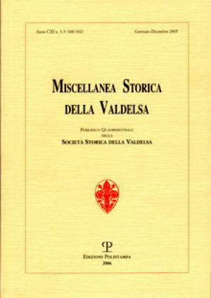 Miscellanea Storica della Valdelsa n. 300-302