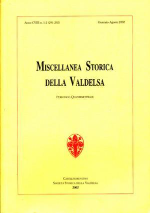 Miscellanea Storica della Valdelsa n. 291-292
